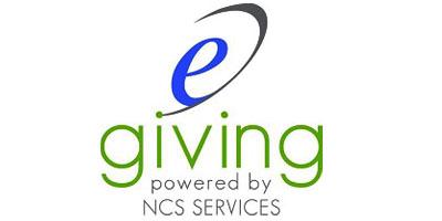 e-giving logo