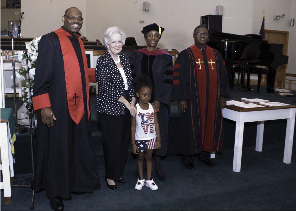 Pre-K4 Graduate